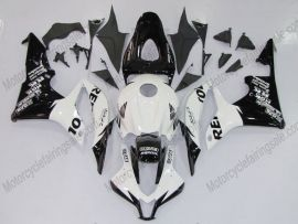 Honda CBR 600RR F5 2007-2008 - Repsol - Black/White Injection ABS Fairing