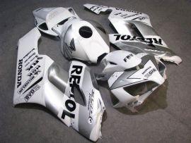 Honda CBR1000RR 2004-2005 - Repsol - White/Silver Injection ABS Fairing
