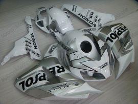 Honda CBR1000RR 2006-2007 - Repsol - Silver/White Injection ABS Fairing