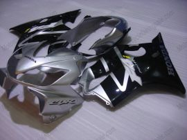 Honda CBR600 F4i 2004-2007 - Others - Silver/Black Injection ABS Fairing