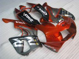 Honda CBR900RR 919 1998-1999 - Fireblade - Orange/Silver ABS Fairing
