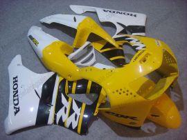 Honda CBR900RR 919 1998-1999 - Fireblade - Yellow/Black/White ABS Fairing
