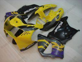 Honda CBR900RR 919 1998-1999 - Fireblade - Black/Yellow ABS Fairing