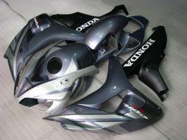 Honda CBR1000RR 2006-2007 - Fireblade - Gray/Silver Injection ABS Fairing