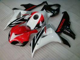 Honda CBR1000RR 2006-2007 - Fireblade - White/Red Injection ABS Fairing