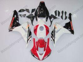 Honda CBR1000RR 2006-2007 - Fireblade - Red/Black/White Injection ABS Fairing