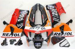 Honda CBR900RR 919 1998-1999 - Repsol - Orange/Red/Black ABS Fairing
