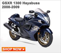 GSXR 1300 HAYABUSA 2008-2009 Fairings
