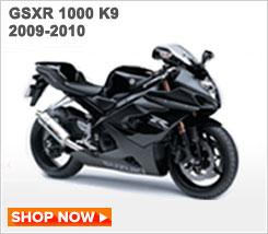 GSXR 1000 K9 2009-2010 Fairings